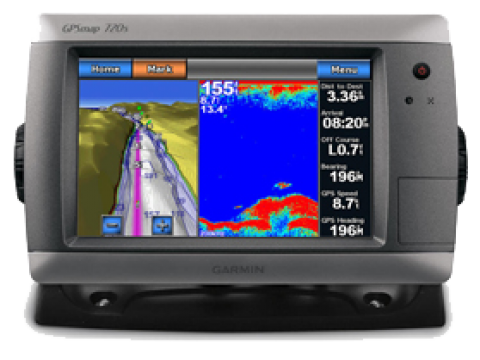 Depth Sounder vs. Fishfinder vs. Sonar?