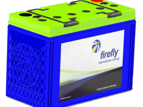 Firefly vs. AGM vs. Flooded - Usable Capacity?