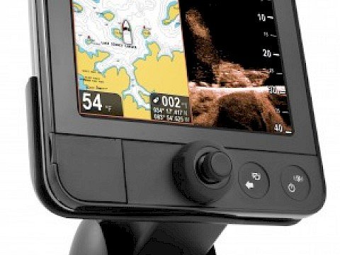 Does the Dragonfly Chartplotter Include Forward Facing Sonar?