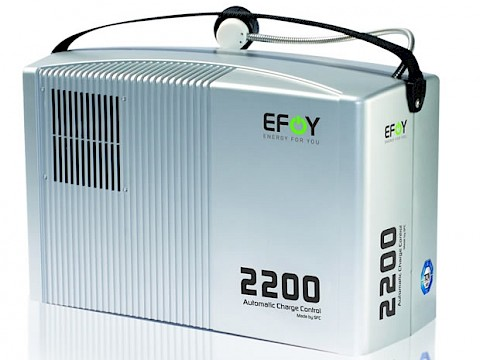 What Is You Opinion of the EFOY Methanol Fuel Cell?