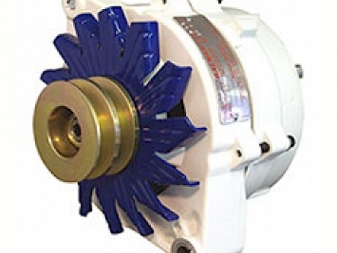 External alternator regulators: increasing power output