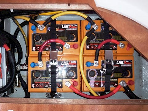 Tips for Installing Large Battery Banks