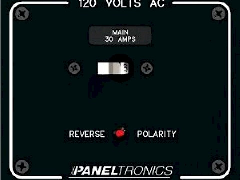 AC Reverse Polarity Indicator