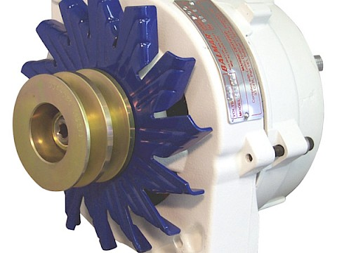 Advantages of External Alternator Regulation