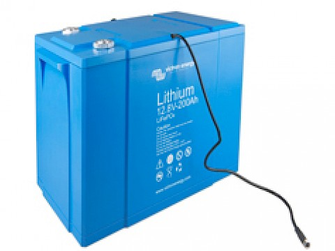 Do Lithium Iron Phosphate (LiFePO 4) Batteries Share Your Values?