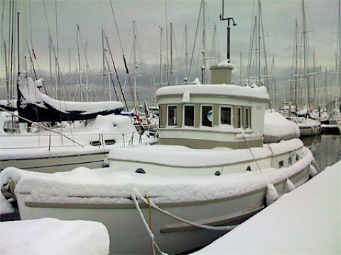 Winterizing Your Boat's Electrical System