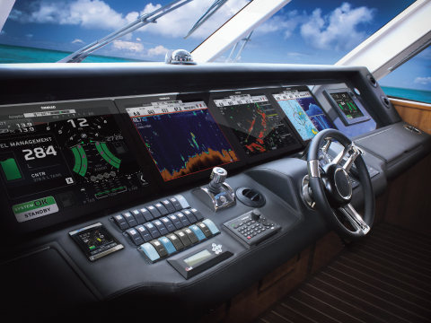 Marine Electronics Special: Hot Trends for 2016