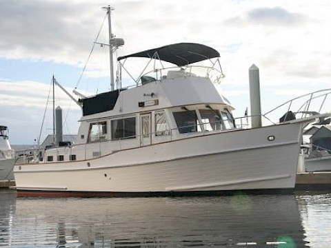 "Grand Banks 42 - ""Widgeon 1"""