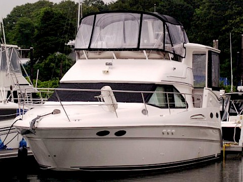 "Sea Ray 370 AC - ""Daddy's Girl"""