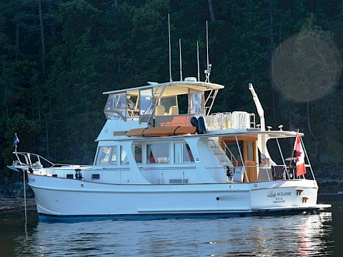 "Grand Banks 46 - "" Lady Suzanne"""