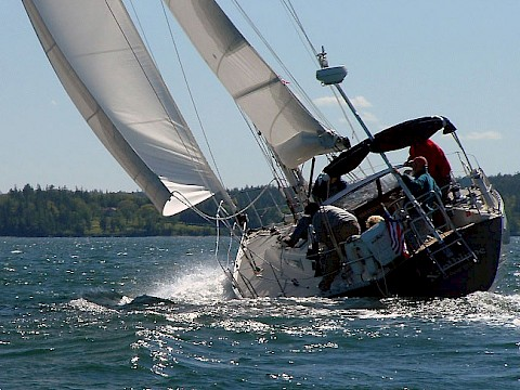 "Beneteau 42 First - ""Ocean Grace"""