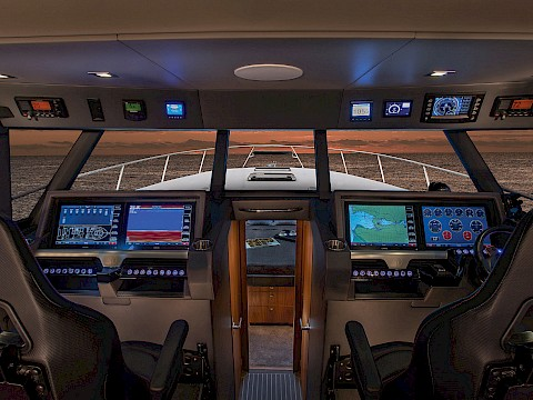 Tactical Systems Design - A State of the Art, Locally Built Cruiser gets the Latest Tech