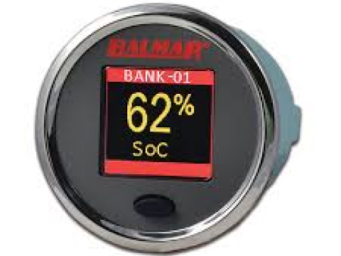 Does an ACR Affect the Readings on My Balmer SG200 Battery Monitor?