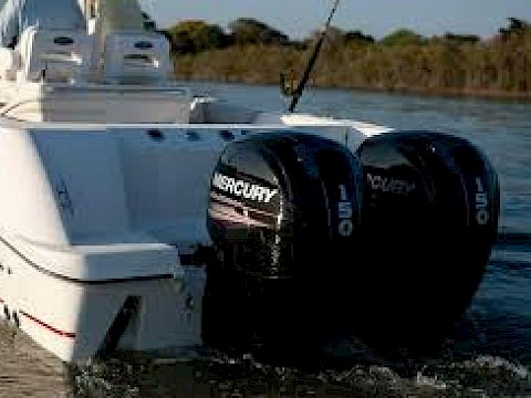 Recharging House Battery with Two Outboards