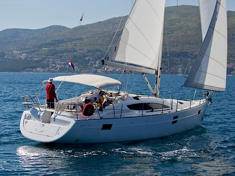 Elan 44 - Design and Installation of an Electrical  and Nav System for a High Latitude Sailboat