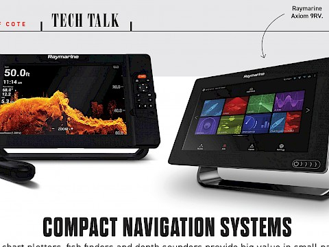 Compact Navigation Systems - Big Value in a Small Package