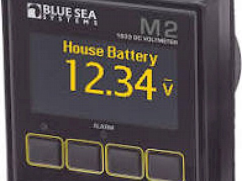 I Have a 35 Foot Power Boat, What Battery Monitor Do You Recommend?
