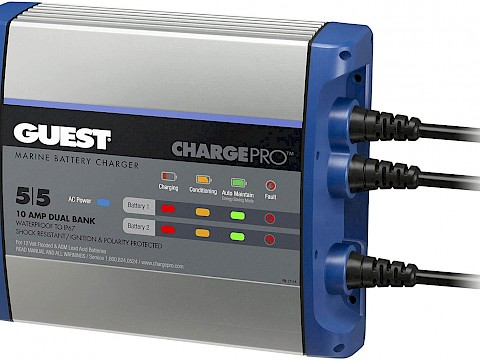 New Charger for New AGM battery bank